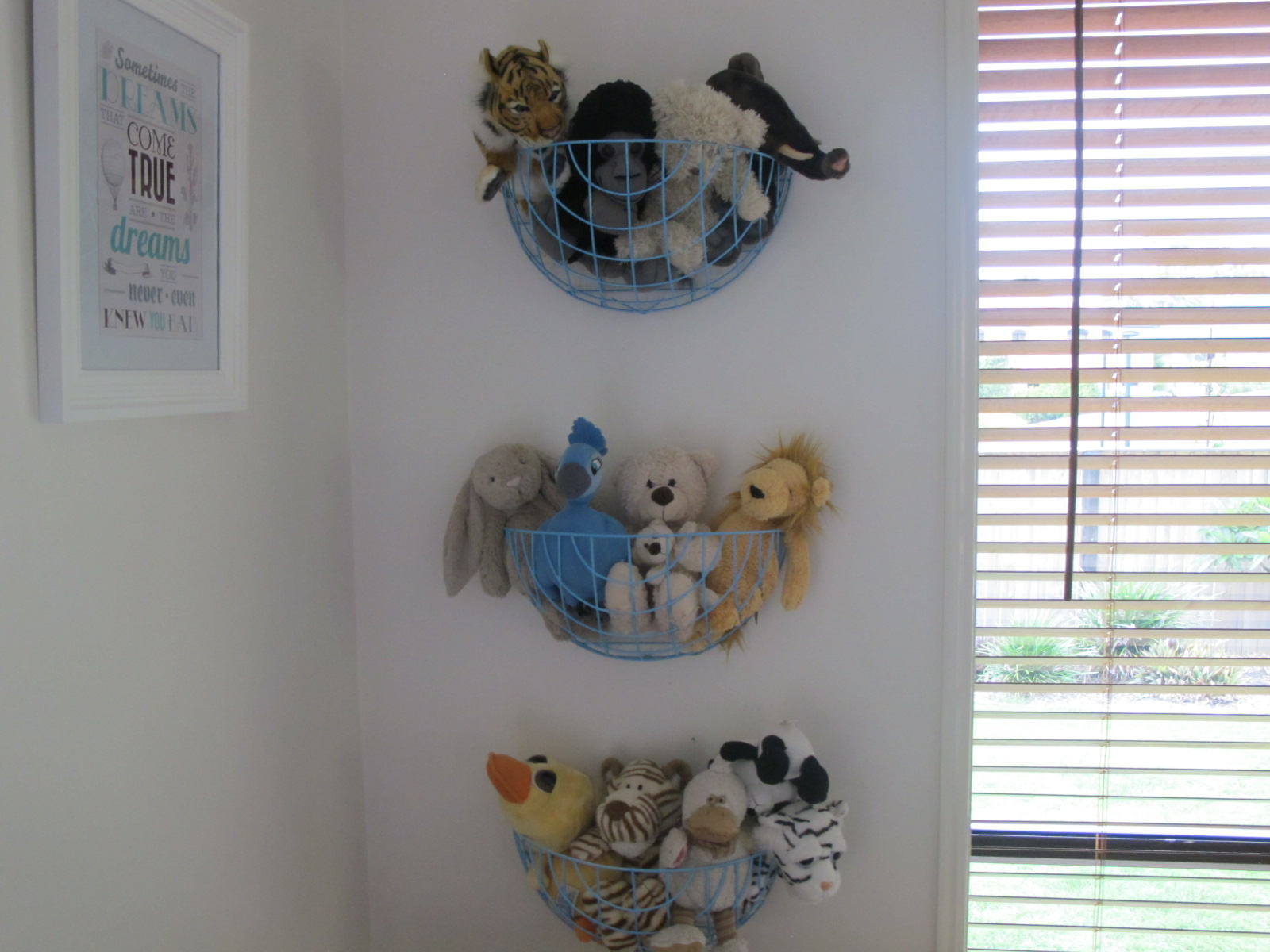 Stuffed Animal Toy Storage: How To Design A Play Room