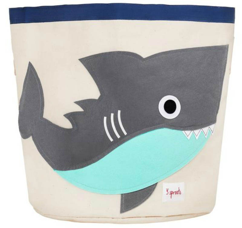 3 Sprouts-Storage Bin - Shark