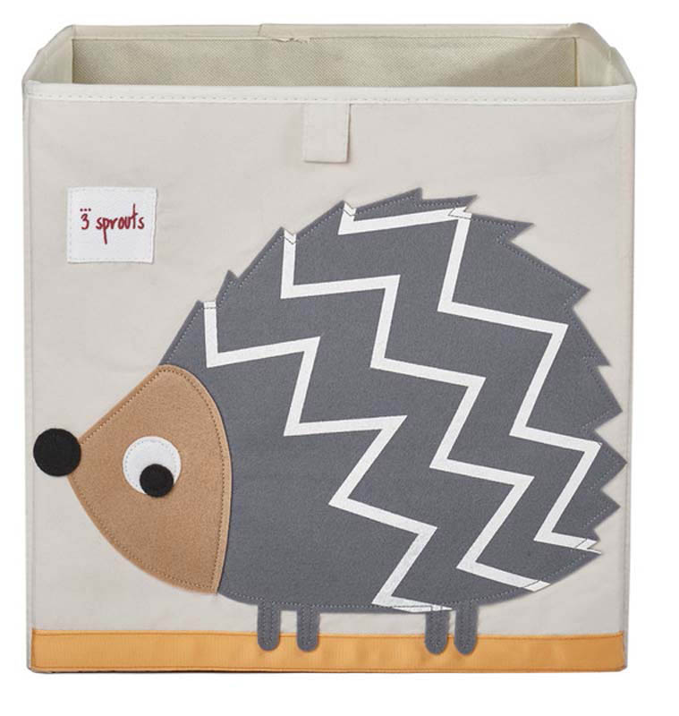 3 Sprouts Storage Box - Hedge Hog