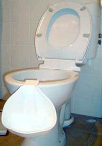 Super Wee Man Boys Toilet Trainer