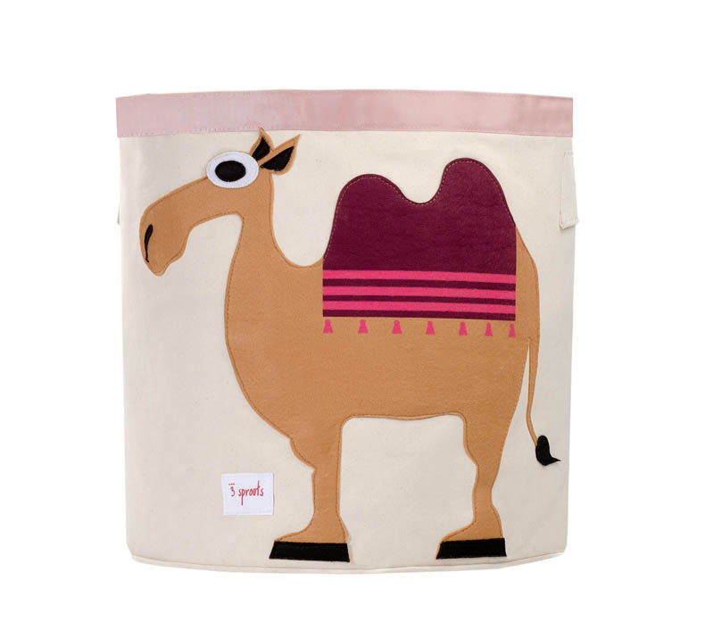 3Sprouts Camel Storage bin