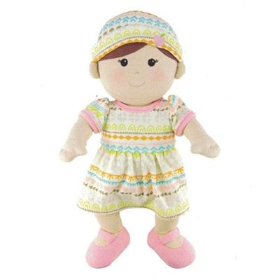 Apple Park Organic Toddler Doll Girl