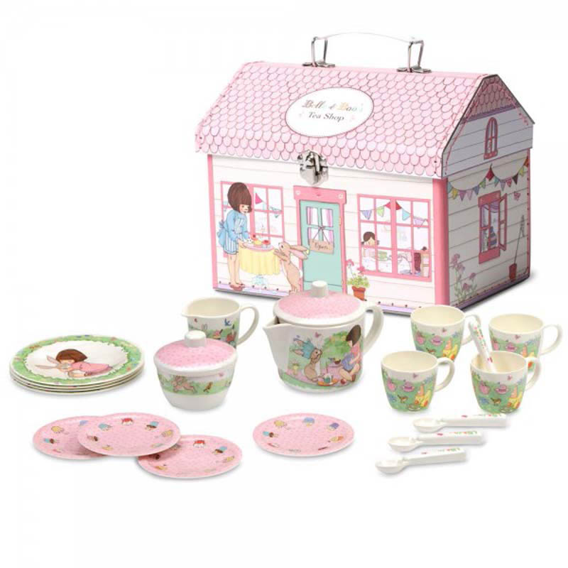 Belle and Boo House Box Tea Set