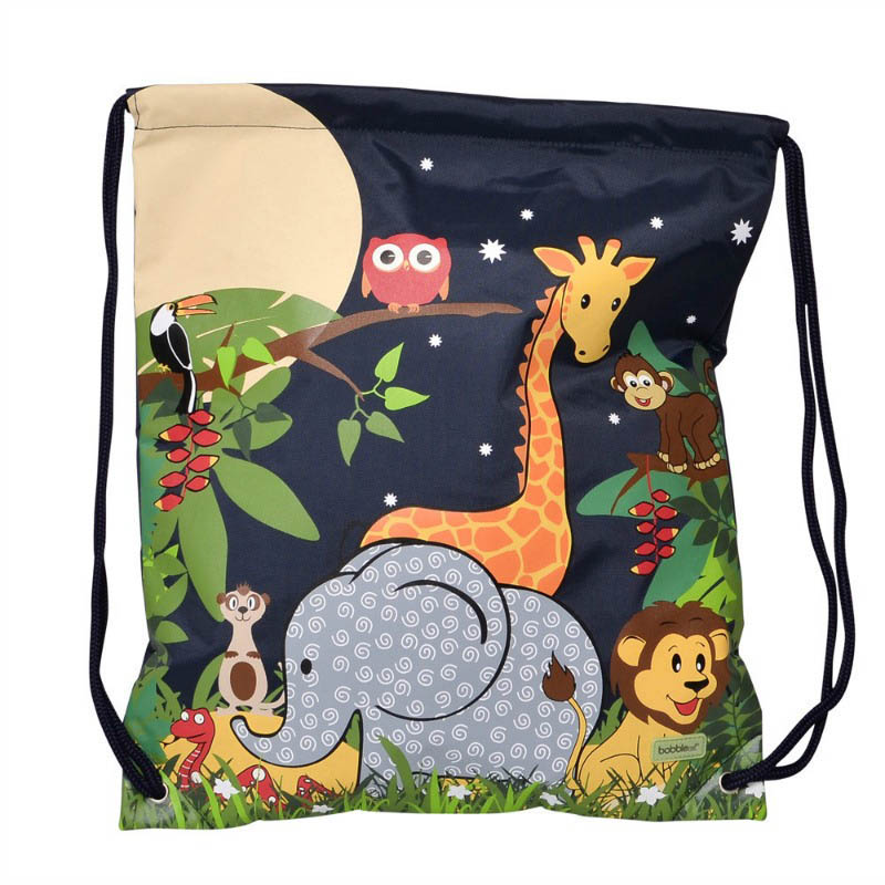 Bobble Art Swimming / Library Bag - Jungle