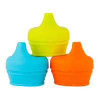 Boon SNUG Spout Universal Lid Set-Orange Multi