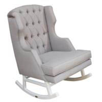 Hobbe Bordeaux Rocking Chair
