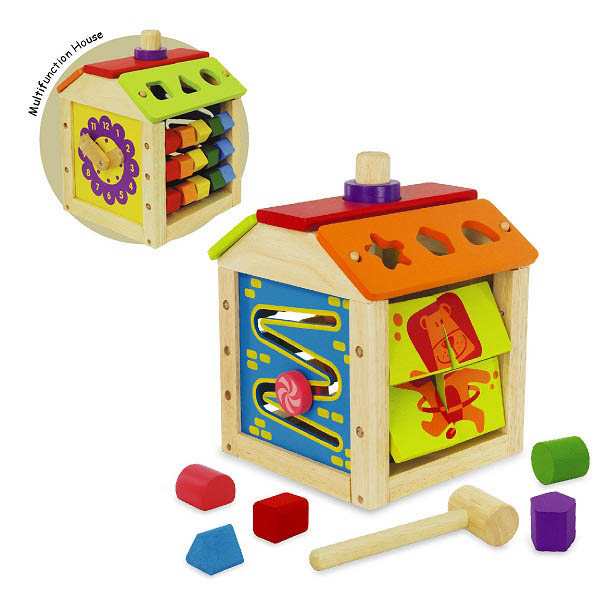 I'm Toy-Busy House
