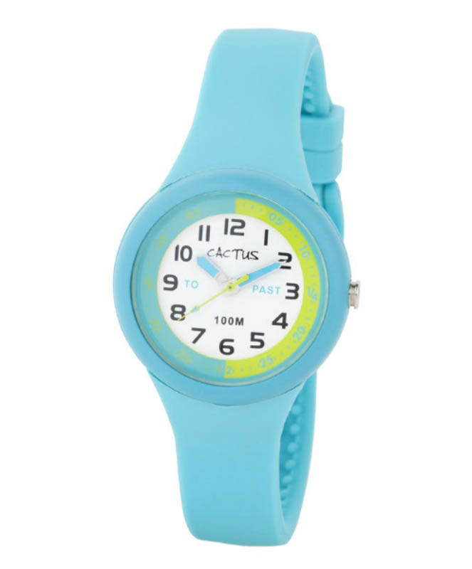 Cactus Time Trainer 100m WR Watch -   CAC-81-M04