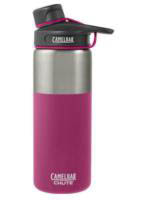 Camelbak CHUTE Vacuum Insulated Stainless Steel 600ml Drink Bottle- Honeysuckle Pink
