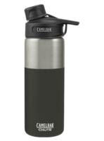 Camelbak CHUTE Vacuum Insulated Stainless Steel 600ml Drink Bottle-Jet Black
