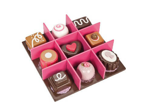 Le Toy Van-Wooden Play Food-Chocolate Box Set
