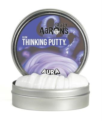 Crazy Aarons Glow Thinking Putty Aura