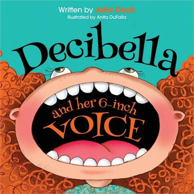 Decibella and her 6 inch Voice