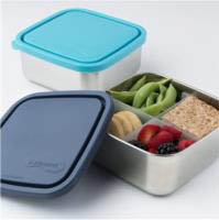 Divided To-Go Medium Containers