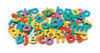 Djeco - Magnetic Lowercase Letters