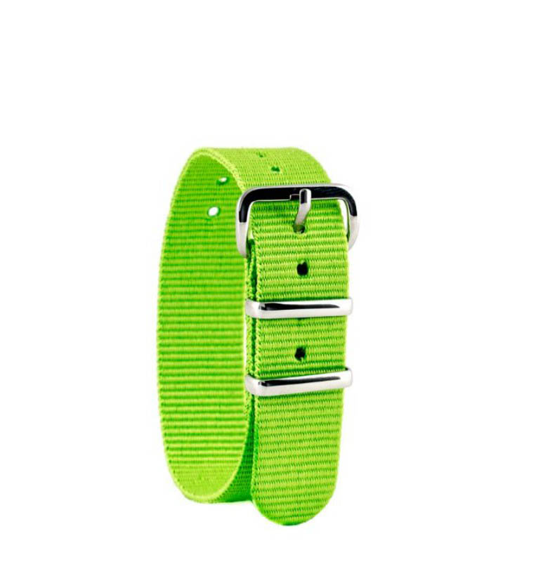EasyRead Watch Strap-lime green