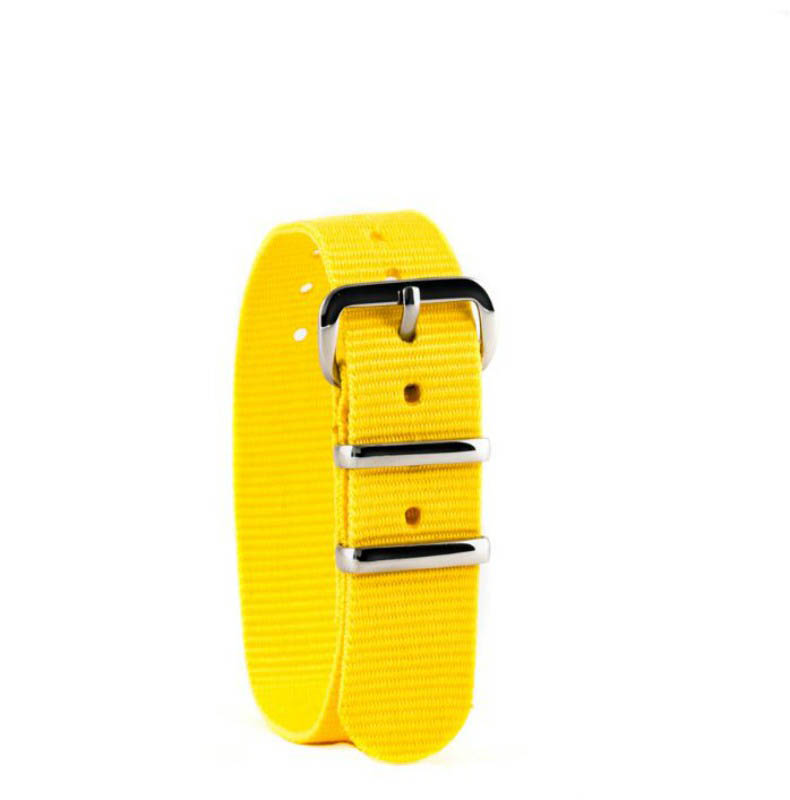EasyRead Watch Strap-yellow