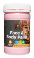 EC - Face and Body Paint - 175ml jar-Pink