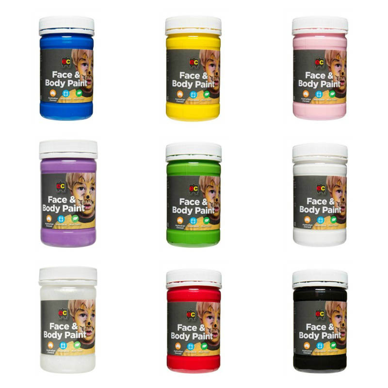 EC - Face and Body Paint - 175ml jar