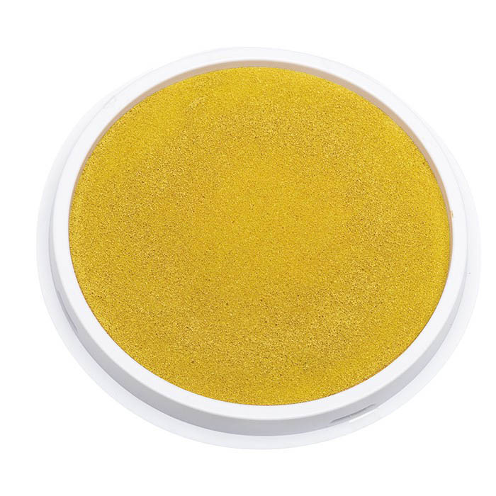 Edx Education-Art Supplies-Non-Toxic Giant Washable Paint Pad {Yellow}