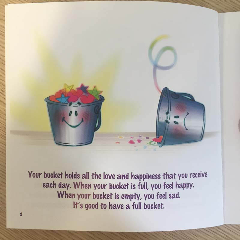 Fill A Bucket A Guide To Daily Happiness For Young