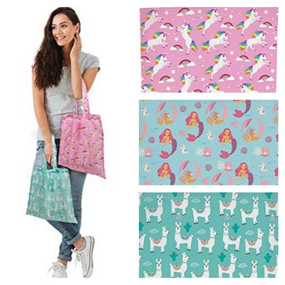 IS Cute Foldable Shopper Bag