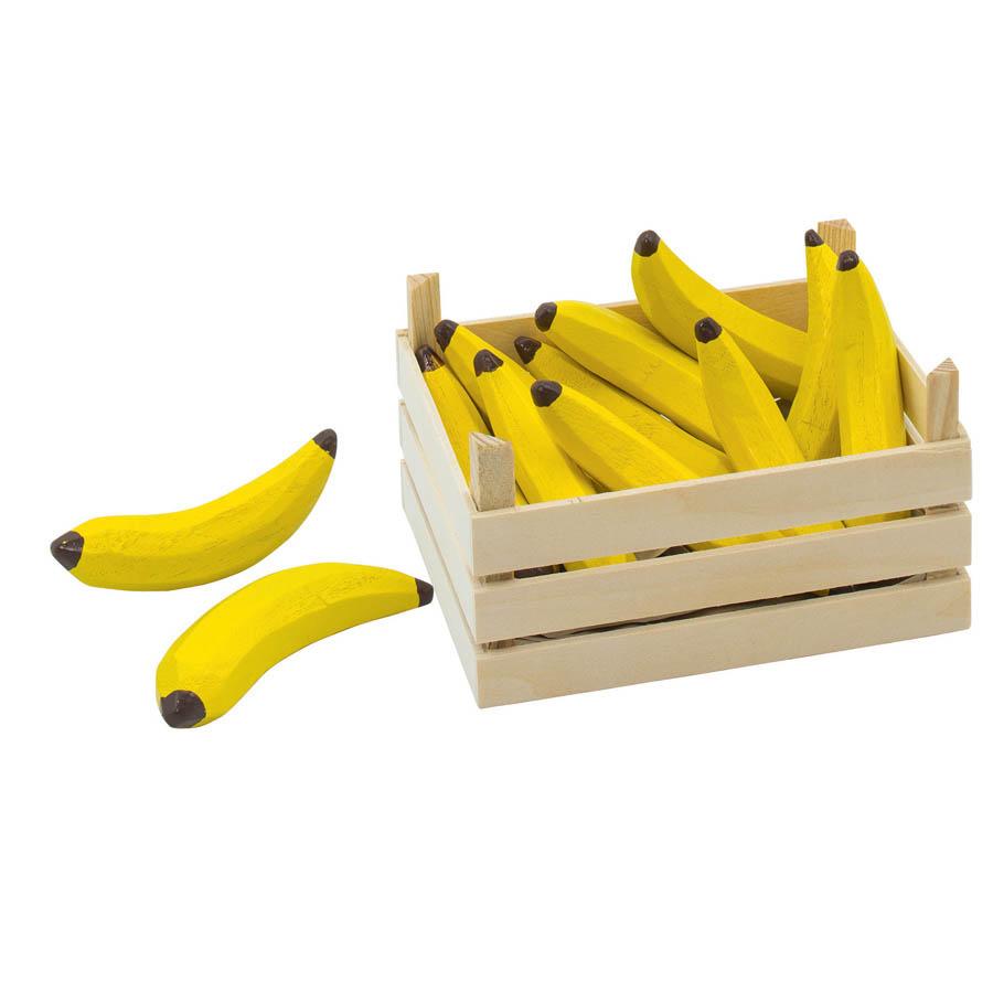 Goki Wooden Toys Banana Crate