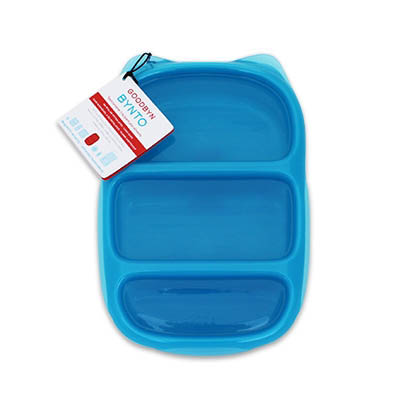 Goodbyn-Kids Lunchboxes- Bynto {Blue}