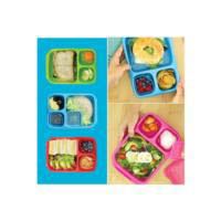 Goodbyn Hero Lunch Box Colours