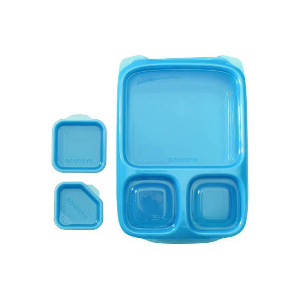 Goodbyn Hero-Kids Lunchboxes- Blue