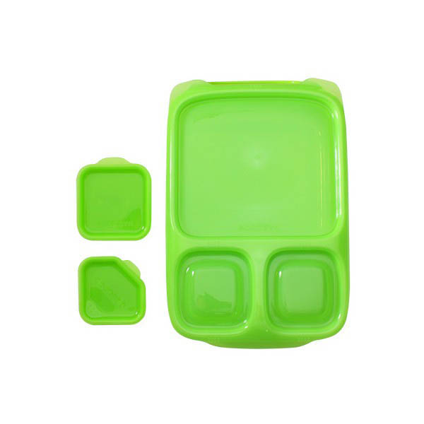 Goodbyn Hero-Kids Lunchboxes- Green
