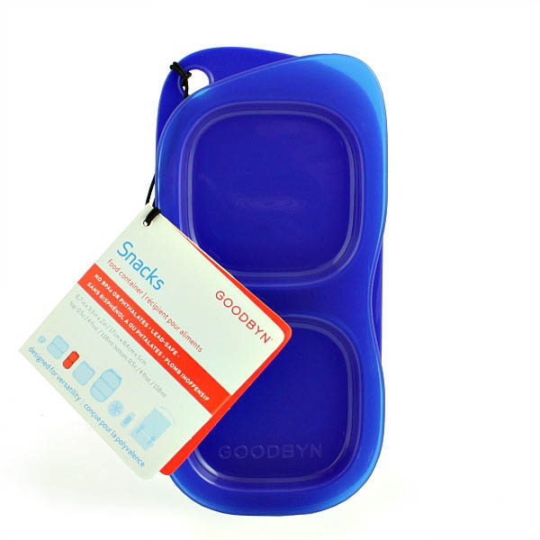 Goodbyn Snack Container- Blue