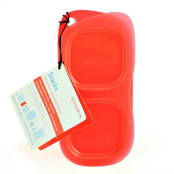 Goodbyn Snack Container- Red