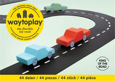 Way To Play King of the Road 40 pcs