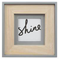 Sorrento Photo Frames {Shine}