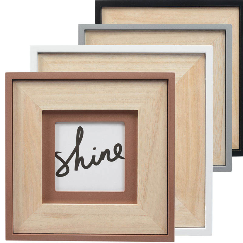 Habitat 101-Home Decor-Sorrento Photo Frames {Shine}