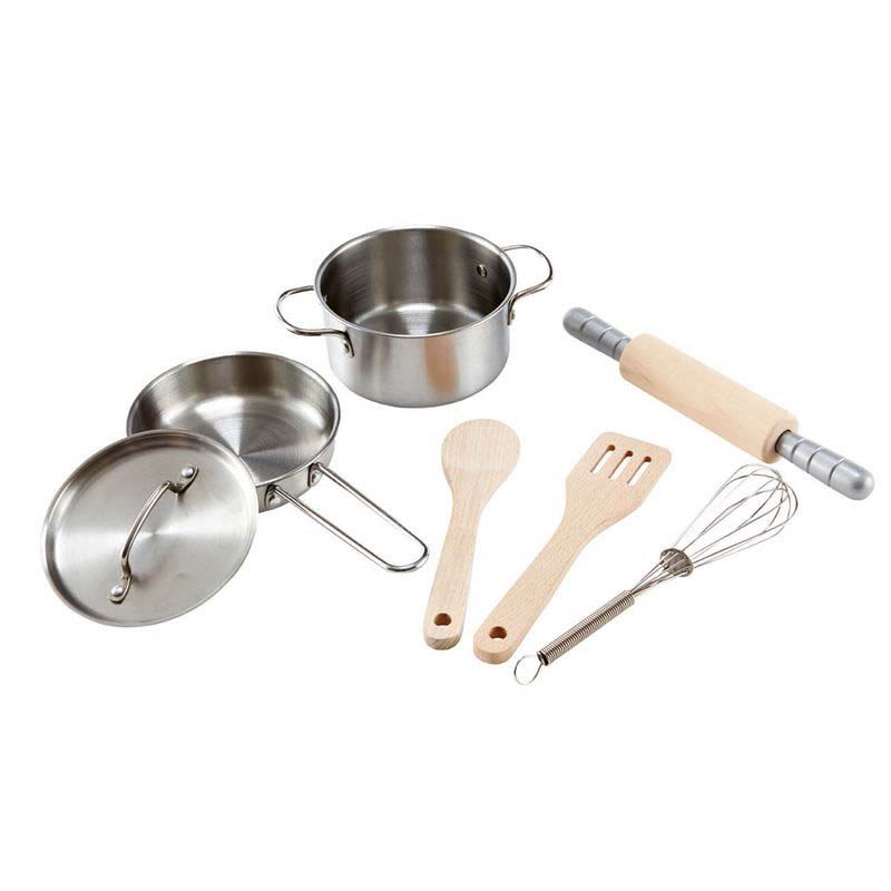 Hape Chef S Cooking Set