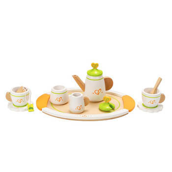 Hape Wooden Tea Set for Kids