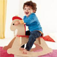 Hape Wooden Rocking Horse