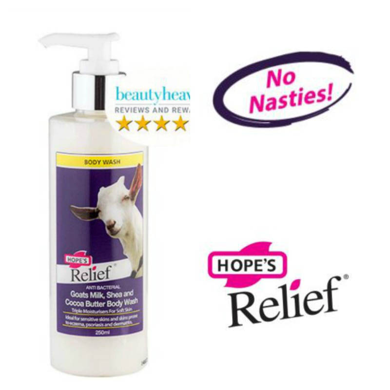HOPE'S Relief -Body Wash 250ml