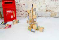 Iconic Toy Stacking Blocks-Australia