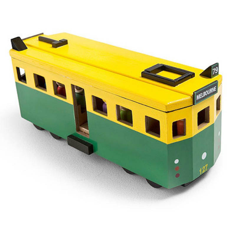 Make Me Iconic Toy - Tram