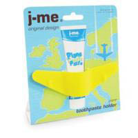 Plane Toothpaste Holder {Yellow}
