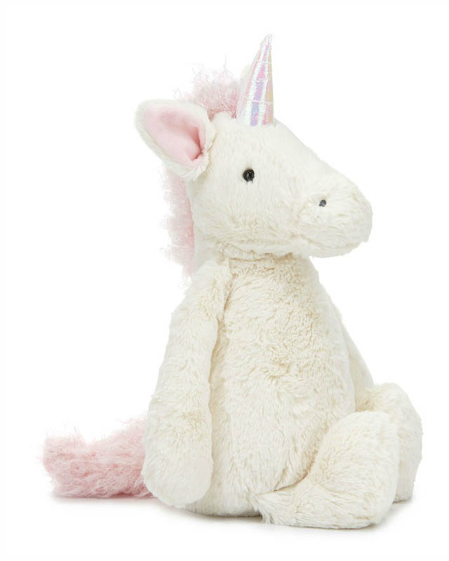 Jellycat Soft Toys- Bashful Unicorn-Large