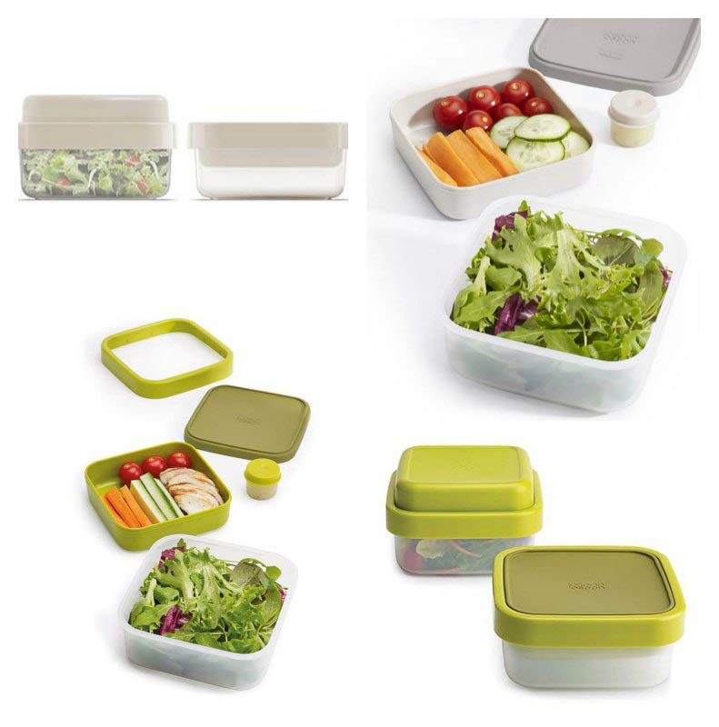 Joesph Joesph Go Eat Space Saving Salad Box