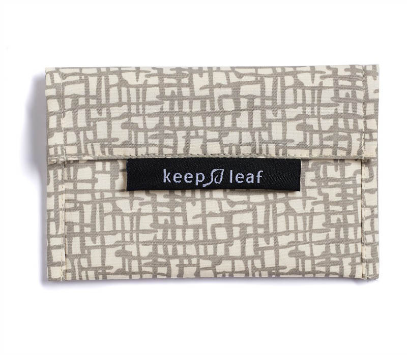 Keep Leaf Reuseable Baggie Small - Mesh
