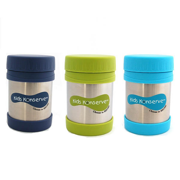 Kids Konserve-Childrens Lunchboxes-Insulated Food Jars