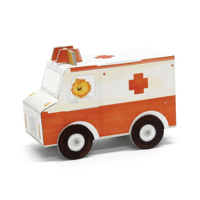 KRoooM - Ambulance - Fold my Car