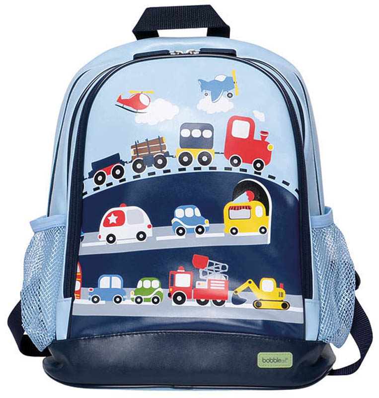 Large PVC Backpack - Traffic