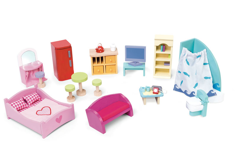 Le Toy Van Doll House Furniture Set